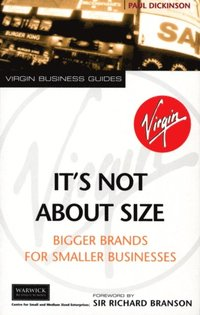 It's Not About Size (h�ftad)