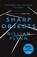 Sharp Objects (häftad)