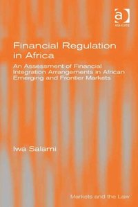 Financial Regulation in Africa (e-bok)
