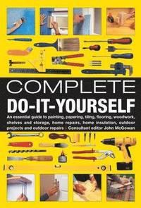 Complete Do-it-yourself (inbunden)