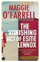 The Vanishing Act of Esme Lennox (h�ftad)