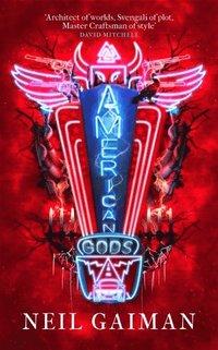 American Gods (h�ftad)