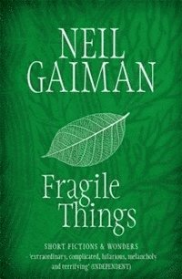 Fragile Things (h�ftad)