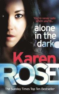 Alone In The Dark (The Cincinnati Series Book 2) (pocket)