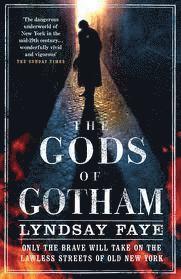Gods Of Gotham (h�ftad)