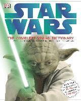 Star wars the complete visual dictionary inbunden