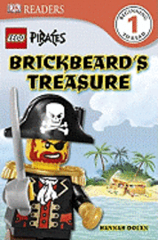 Lego Pirates Brickbeard's Treasure (inbunden)
