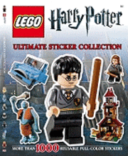 Lego Harry Potter Ultimate Sticker Collection (h�ftad)