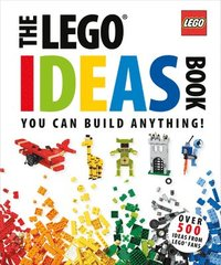 The Lego Ideas Book: Unlock Your Imagination (inbunden)