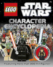 Lego Star Wars Character Encyclopedia [With Lego Han Solo Minifigure] (inbunden)