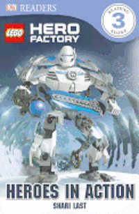 Lego Hero Factory: Heroes in Action (h�ftad)