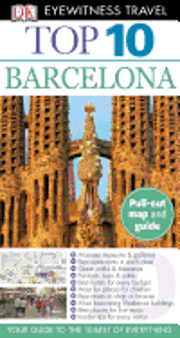 Top 10 Barcelona [With Pull-Out Map] (h�ftad)