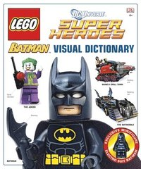 Lego Batman: Visual Dictionary [With Minifigure] (inbunden)