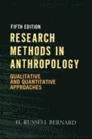 Research Methods in Anthropology (h�ftad)