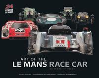 Art of the Le Mans Race Car (inbunden)