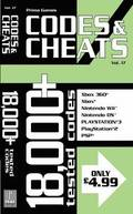 Codes and Cheats Volume 17 (UK Edition)