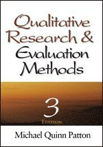 Qualitative Research & Evaluation Methods (inbunden)