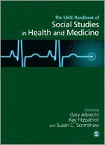 The Handbook of Social Studies in Health and Medicine (h�ftad)