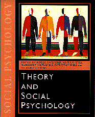 Theory and Social Psychology
