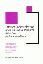 Internet Communication and Qualitative Research (inbunden)