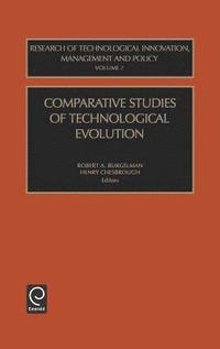 Comparative Studies of Technological Evolution (h�ftad)