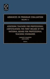 Assessing Teachers for Professional Certification (h�ftad)