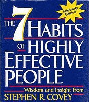 The Seven Habits of Highly Effective People (Miniature) (kartonnage)