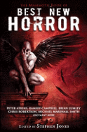 The Mammoth Book of Best New Horror 21 (inbunden)