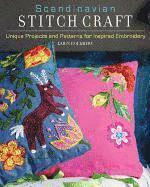 Scandinavian Stitch Craft: Unique Projects and Patterns for Inspired Embroidery [With Tracing Paper] (inbunden)