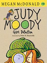 Judy Moody, Girl Detective (inbunden)