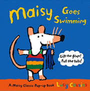 Maisy Goes Swimming (h�ftad)