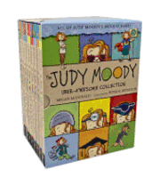 The Judy Moody Uber-Awesome Collection: Books 1-9 (inbunden)