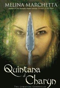 Quintana of Charyn (inbunden)