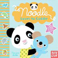 Noodle Loves to Cuddle (kartonnage)