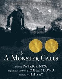 A Monster Calls: Inspired by an Idea from Siobhan Dowd (inbunden)