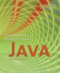 Programming and Problem Solving Using Java 2nd Edition Book/CD Package (h�ftad)