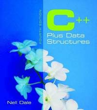 C++ Plus Data Structures 4th Edition