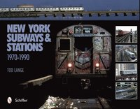 New York Subways and Stations (inbunden)