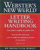 Webster's New World Letter Writing Handbook (h�ftad)