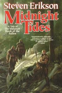 Midnight Tides: A Tale of the Malazan Book of the Fallen (h�ftad)