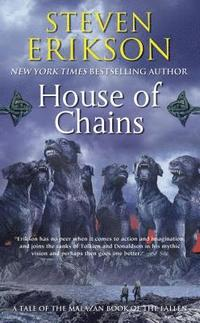 House of Chains (h�ftad)