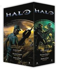 Halo Boxed Set: Contact Harvest/The Cole Protocol/Ghosts of Onyx ()