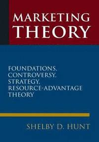 Marketing Theory (inbunden)