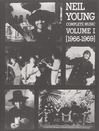 Complete Music: Vol 1 1966-1969 (inbunden)