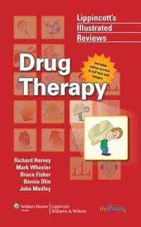 Lippincotts Illus Reviews Drug Therapy (h�ftad)