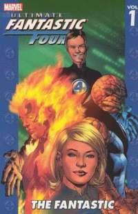 Ultimate Fantastic Four: Vol. 1 Fantastic (h�ftad)