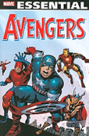 Essential Avengers: Vol. 1 (h�ftad)