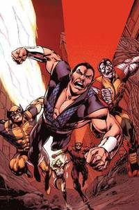 X-Men: Nation X (h�ftad)