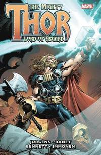 Thor: Lord of Asgard (h�ftad)