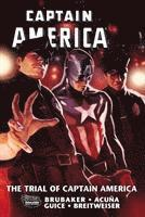 Captain America: Trial of Captain America (h�ftad)